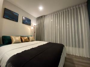 For RentCondoRatchadapisek, Huaikwang, Suttisan : [Rented] Atmoz Ratchada-Huay Kwang 1 BEDROOM EXCLUSIVE 30.05 sq m, 3rd floor