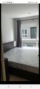 For RentCondoOnnut, Udomsuk : New room, 1 hand, very cheap, room 28 sqm. Regent home sukhumvit 97/1, ready to move near BTS Bang Chak station.