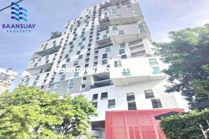 For RentCondoKasetsart, Ratchayothin : For rent Condo Haus 23 Ratchada-Ladprao near MRT Ladprao