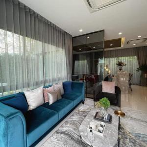 For SaleHouseRamkhamhaeng Nida, Seri Thai : Selling: Luxury House in Sari Thai - Lardprow