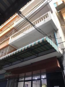 เช่าตึกแถว อาคารพาณิชย์สาทร นราธิวาส : RPJ159ให้เช่าอาคารพาณิชย์5ชั้นให้เช่าชั้น2-5 ใกล้ MRT สามยอดและวัดพระแก้ว ซอยเจริญกรุง 1
