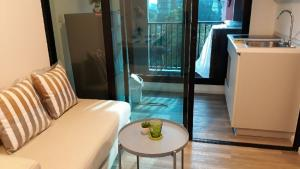 For RentCondoKasetsart, Ratchayothin : For rent Kensington Kaset Campus 🍁 furniture and appliances complete ครบ 9000 baht only