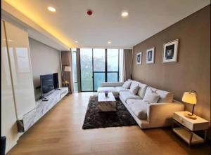 เช่าคอนโดคลองเตย กล้วยน้ำไท : Rental : Simese exclusive queen with Wyndham  hotel, 2 Bed 2 Bath , 78 sqm Floor 6📌 Sirikit convention center view📌 1 min by walk from MRT Sirikit convention center station🔥🔥Rental Price : 50,000THB 🔥🔥