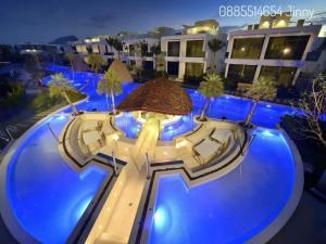 For SaleCondoHua Hin, Prachuap Khiri Khan, Pran Buri : Condo for sale in La Lua Resort, Hua Hin