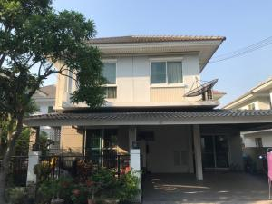 For SaleHouseBangbuathong, Sainoi : House for sale Perfect Park Rama 5 Bangyai 40 square meters.