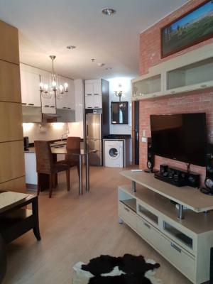 For RentCondoSukhumvit, Asoke, Thonglor : Cheap rent !!! Citi Smart Condo Sukhumvit 18 price 40,000 baht / month 2 bedrooms 2 bathrooms 17th floor