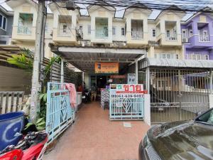 For SaleTownhouseSamrong, Samut Prakan : Mu Ban Lally Ville 2, Praksa Road, Muang Samut Prakan, Samut Prakan