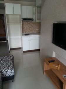 For SaleCondoChengwatana, Muangthong : Condominium Colbert Elysees Tiwanon, 2-storey penthouse room, building J, 7th floor, size 47 square meters.
