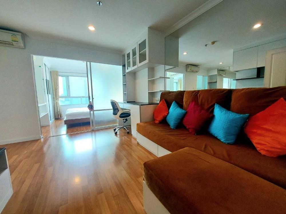 เช่าคอนโดพระราม 9 เพชรบุรีตัดใหม่ : ให้เช่า คอนโด ลุมพินี เพลส พระราม 9 – รัชดา ใกล้ Mrt พระราม 9 (For rent L.P.N. Place Rama 9-Ratchada)  เฟอร์นิเจอร์+เครื่องใช้ไฟฟ้าครบ/พร้อมเข้าอยู่