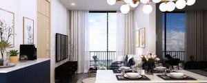 For RentCondoSukhumvit, Asoke, Thonglor : For Rent Noble BE33 (60 sqm.)