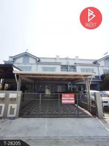 For SaleTownhouseRamkhamhaeng,Min Buri, Romklao : Townhome for sale, Indy Village Srinakarin-Romklao (Indy Srinakarin-Romklao)