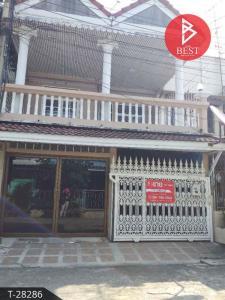 For SaleTownhouseBang Sue, Wong Sawang : 2-storey townhouse for sale, Rung Rueng House, Phahonyothin 54, Bangkok.