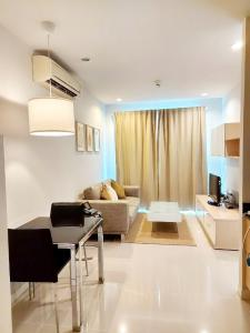 For RentCondoRama9, RCA, Petchaburi : Condo for rent, Circle Condo Soi Petchburi 36, ready to move in