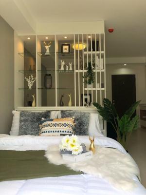 For SaleCondoOnnut, Udomsuk : Urgent sale 💥The Log 3 Sukhumvit 101/1, near BTS Punnawithi and Udomsuk, beautiful room, affordable price.