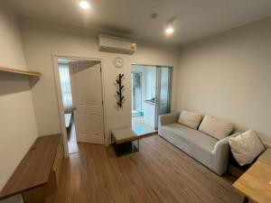 For SaleCondoRamkhamhaeng, Hua Mak : Quick sale! Condo U Delight @ Huamark Station / Urgent sale! Condo U Delight @ Huamak Station / U Delight @ Huamak Station, very good condition, very good location, complete facilities, only 7 minutes from the Airport Link !!
