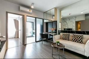 For RentCondoOnnut, Udomsuk : 💥 Condo for rent, beautiful built room, Ideo Sukhumvit 93, Building C with complete electrical appliances.