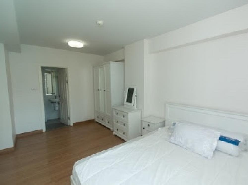 For RentCondoKasetsart, Ratchayothin : Beautiful room, very good price, 2 bedrooms, pool view, Supalai Sena