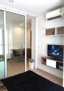 For SaleCondoRattanathibet, Sanambinna : THE HOTEL SERVICED CONDO / 1 BEDROOM (SALE W/TENANT), เดอะโฮเทล เซอร์วิส คอนโด / 1 ห้องนอน (ขายพร้อมผู้เช่า) SAN004