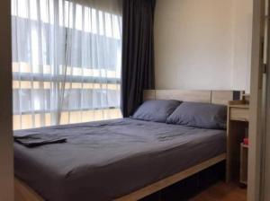 For RentCondoKhlongtoei, Kluaynamthai : Condo for rent, Lumpini Place Rama 4, Ratchadaphisek, Furniture + appliances are available.