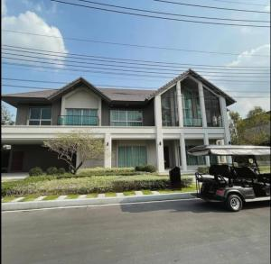 For SaleHouseRamkhamhaeng Nida, Seri Thai : Selling: Luxury House 5 Bed 5 Bath 4 Parking lot In Sari Thai, 513 sqm, 111 sqw ✔️ Near Nida ✔️ Expressway ✔️ Near the mall Bangkapi Selling: Luxury House in Sari Thai, 5 Bed 5 Bath, 1 Maid Room, 4 Parking lot , 513 sqm, 111 sqw 🔥🔥Selling Price: 31,0