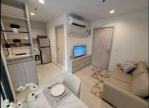 For RentCondoWitthayu,Ploenchit  ,Langsuan : Condo for rent, elegant decoration, Life one wireless, 1 bedroom, 35 sqm., Ready to move in