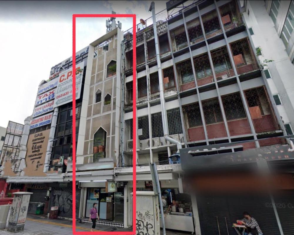 เช่าตึกแถว อาคารพาณิชย์ราชเทวี พญาไท : ให้เช่าตึกแถว5.5ชั้นย่านพญาไทราชเทวี ใกล้BTSพญาไทติดถนนพญาไท พร้อมลิฟท์ขนของ