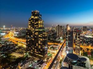 ขายคอนโดสาทร นราธิวาส : ขาย The Bangkok Sathorn ห้องพร้อมอยู่ ชั้นสูง นัดดูห้องได้ทุกวัน โทร086-888-9328