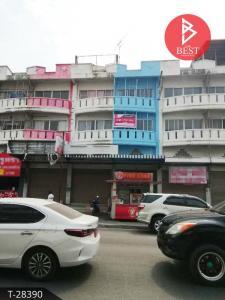 ขายตึกแถว อาคารพาณิชย์พัทยา บางแสน ชลบุรี : ขายด่วน อาคารพาณิชย์ 3 ชั้น เสม็ด เมืองชลบุรี