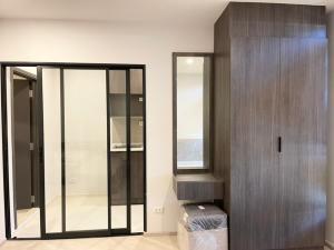 For SaleCondoOnnut, Udomsuk : Elio DEL-NEST near BTS Udomsuk,Fully furnished with furniture Free all costs.