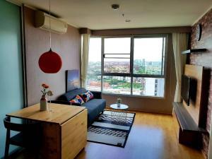 For SaleCondoPattanakan, Srinakarin : Condo for sale, corner room, Nice view, 26th floor, U delight residence Pattanakarn-Thonglor, 35 sq m, 2.9 million Bath only !!