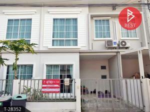 For SaleTownhouseSamrong, Samut Prakan : Townhouse for sale J-City Sukhumvit-Praksa (J-City Sukhumvit-Praksa) Samut Prakan.