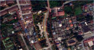 For SaleLandRama5, Ratchapruek, Bangkruai : Land for sale on Yothathikarn Road, Nonthaburi