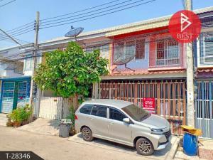 For SaleTownhouseRathburana, Suksawat : Quick sale townhouse. PK Garden Village Pracha Uthit 90 Beautiful house ready.