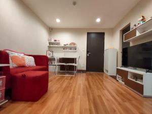 For SaleCondoOnnut, Udomsuk : Cheap sale !!! Condo CASA CONDO Sukhumvit 97 Casa Condo Sukhumvit 97 Building A, 4th floor, 1 bedroom, 1 bathroom, area 34 sq m, near BTS Bang Chak, price only 2.85 million baht !!!