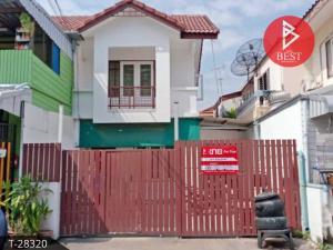 For SaleTownhouseRama 2, Bang Khun Thian : Townhouse for sale Pisan Village, Tha Kham, Bangkok
