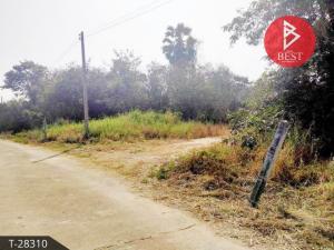 For SaleLandNakhon Sawan : Land for sale, 2 ngan 82.3 square meters, Nong Kradon, Nakhon Sawan.