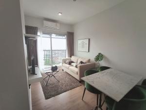 For RentCondoSamrong, Samut Prakan : ให้เช่า Notting Hill Sukhumvit-Praksa 2ห้องนอน 1ห้องน้ำ วิวแม่น้ำ