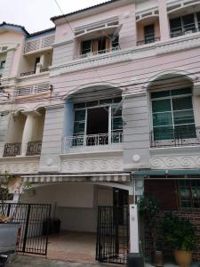 For RentTownhouseLadprao 48, Chokchai 4, Ladprao 71 : House vacant++ Townhome for rent, Baan Klang Muang Ladprao Yothin Phatthana, 3 floors, 3 bedrooms, 4 bathrooms.