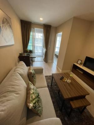 เช่าคอนโดคลองเตย กล้วยน้ำไท : For rent Condo Metroluxe Rama 4 new room with beautiful decoration 🥰