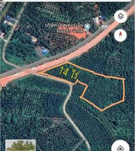 ขายที่ดินสมุย สุราษฎร์ธานี : ขายด่วน ที่ดิน ถนนหมายเลข 420 ถนนเลี่ยงเมือง บางไทร เมือง สุราษฎร์ธานี (เจ้าของขายเอง)