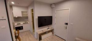 เช่าคอนโดพระราม 9 เพชรบุรีตัดใหม่ RCA : ให้เช่า คอนโด ห้องสวยพร้อมอยู่ เครื่องใช้ไฟฟ้าครบ The Privacy พระราม 9 23 ตรม. พร้อมให้เยี่ยมชม