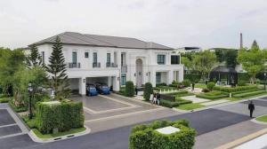 เช่าบ้านพัฒนาการ ศรีนครินทร์ : คฤหาสน์ บ้านแสนสิริ พัฒนาการ ให้เช่า 450,000 บาท/เดือน