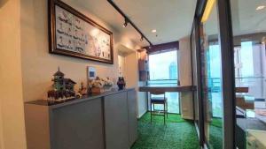 ขายคอนโดพระราม 3 สาธุประดิษฐ์ : !! Corner Room !!ขายคอนโด Star View  Rama 3 ขนาด 77.18 Sq.m 2 bed 2 bath ราคาเพียง 11.5 MB เท่านั้น!!! ชั้น 25 + River view