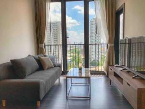 For SaleCondoRama9, RCA, Petchaburi : Condo for sale The Line Asoke Ratchada size 34.5 Sq.m 1 bed 1 bath price only 6 MB negotiable