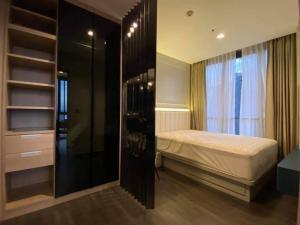 เช่าคอนโดพระราม 9 เพชรบุรีตัดใหม่ : For Rent The Line Asoke-Ratchada ห้องมุม ตกแต่งสวย ราคาเช่าเพียง 23,500- @JST Property.