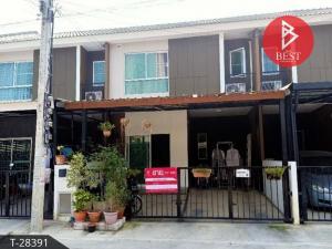 For SaleTownhouseSamrong, Samut Prakan : Urgent sale townhouse The Connect 51 Thepharak - Mueang Mai Samut Prakan