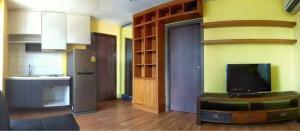 เช่าคอนโดอ่อนนุช อุดมสุข : ให้เช่า คอนโด The base 77 ขนาด  36 ตรม 1 ห้องนอน 1 ห้องน้ำ ภายในห้องตกแต่งอย่างสวยงาม