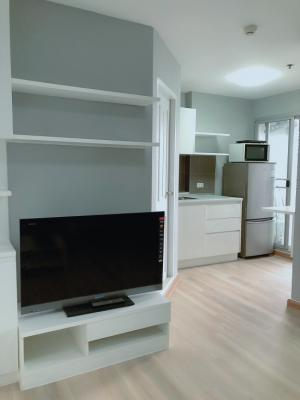 For SaleCondoRama3 (Riverside),Satupadit : Urgent sale, The Trust Condo Rama 3, only 1.95 million, beautiful room, ready to move in, new entire room. Price like this can not be found.