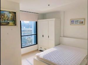For RentCondoRamkhamhaeng, Hua Mak : The Base Rama IX - Ramkhamhaeng 🍁 Studio room 27 sq m.
