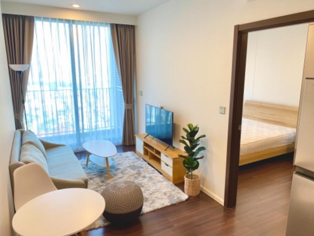 For RentCondoOnnut, Udomsuk : New room for rent, Whizdom Inspire Sukhumvit, 1 bedroom, 24th floor, size 33 sqm. (North)